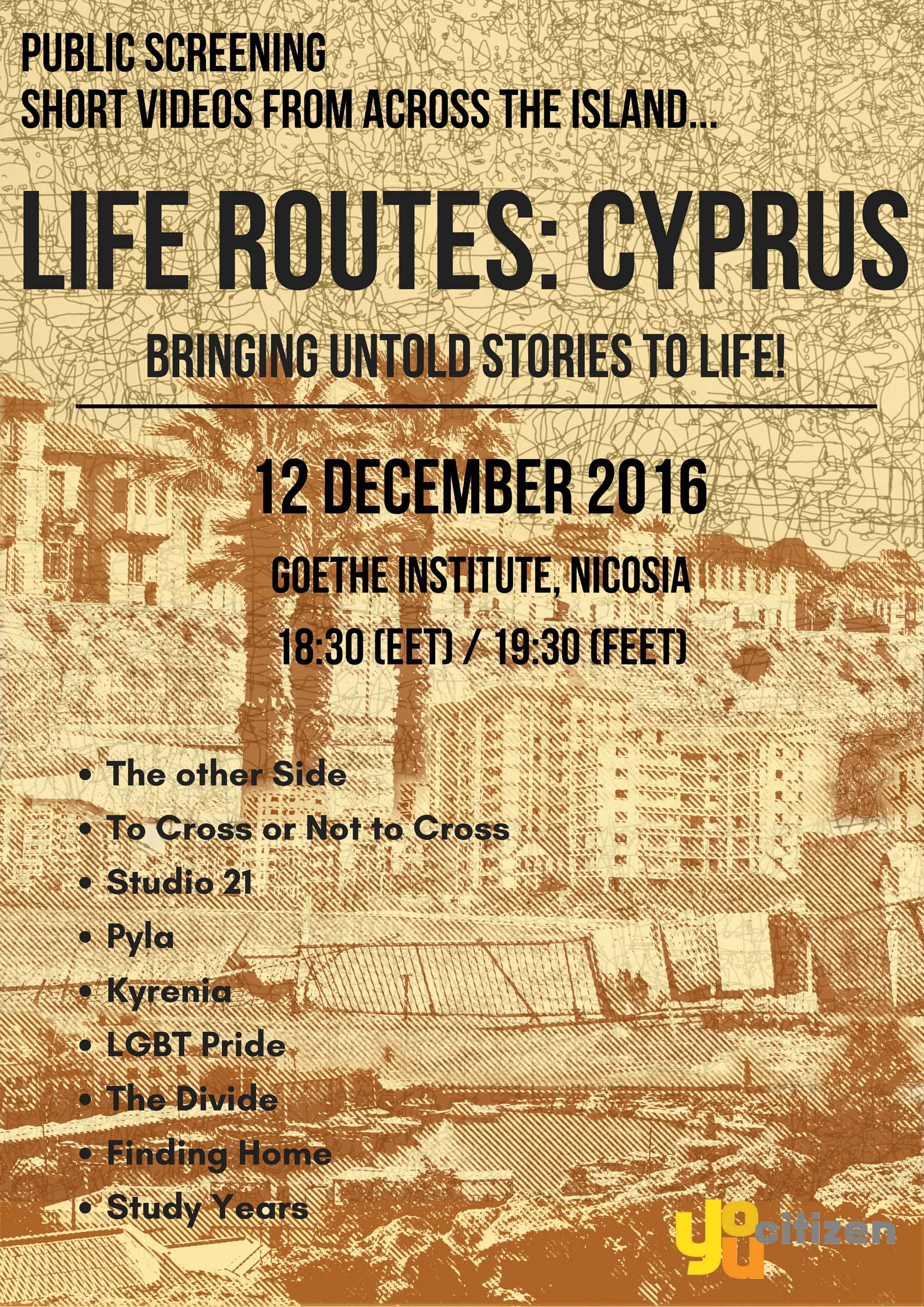 Life Routes Cyprus